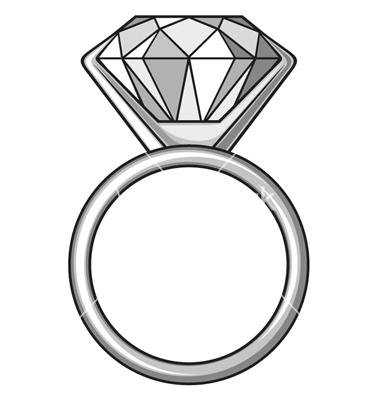 diamond ring engagement ring