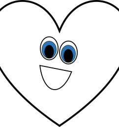 heart black and white black and white heart shape clipart [ 998 x 900 Pixel ]