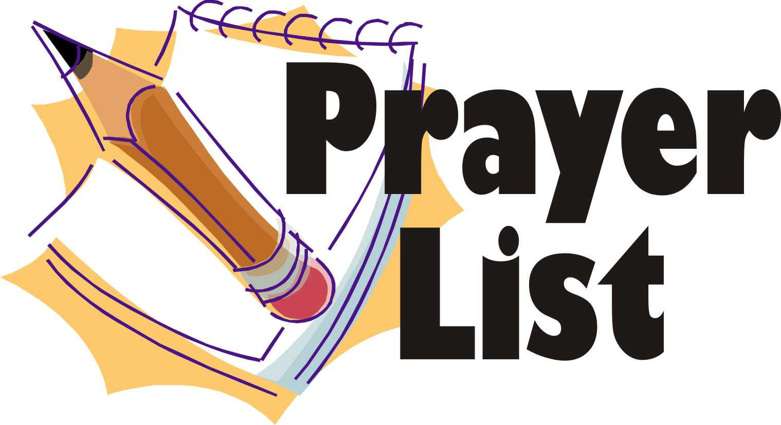 hight resolution of prayer meeting clipart