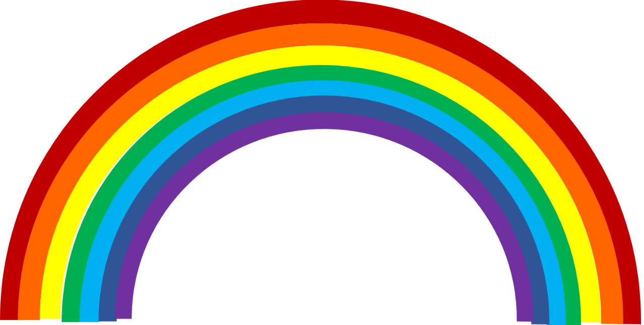 hight resolution of rainbow clipart school cliparts