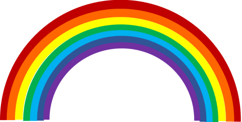small resolution of rainbow clipart school cliparts
