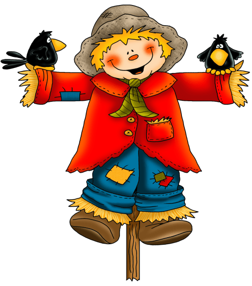 small resolution of scarecrow clip art clipart