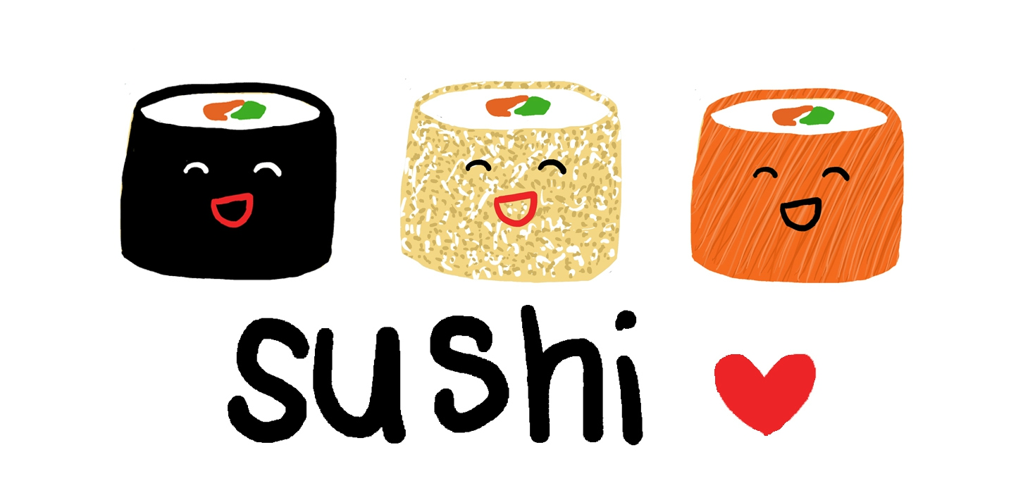 hight resolution of free sushi clipart food clip art