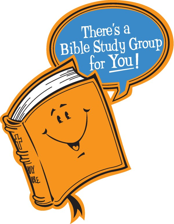 Free Bible Study Group Clip Art
