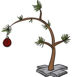 clip art charlie brown christmas tree free 11 [ 1557 x 1754 Pixel ]