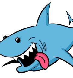 top shark clip art free clipart spot [ 1140 x 834 Pixel ]