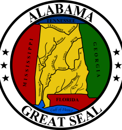 alabama art project clipart collection [ 2000 x 2000 Pixel ]