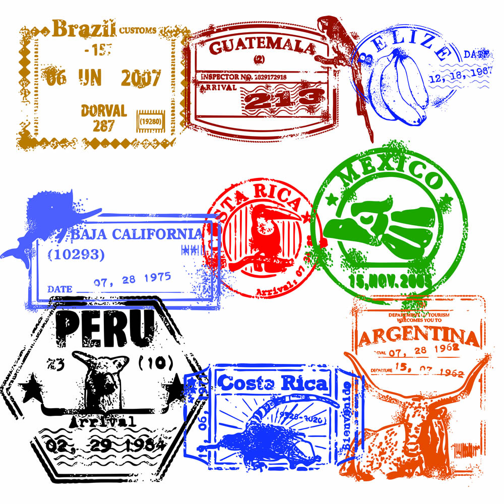 medium resolution of cute passport clipart collection 3
