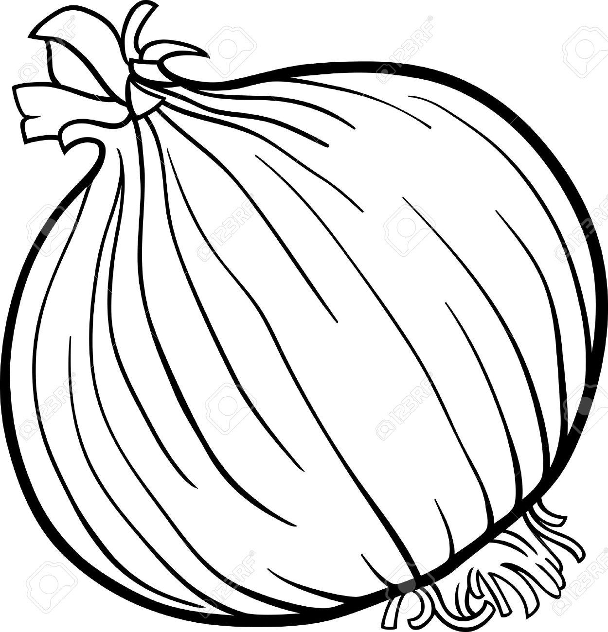 Vegetables Black And White Black Clipart Gclipart
