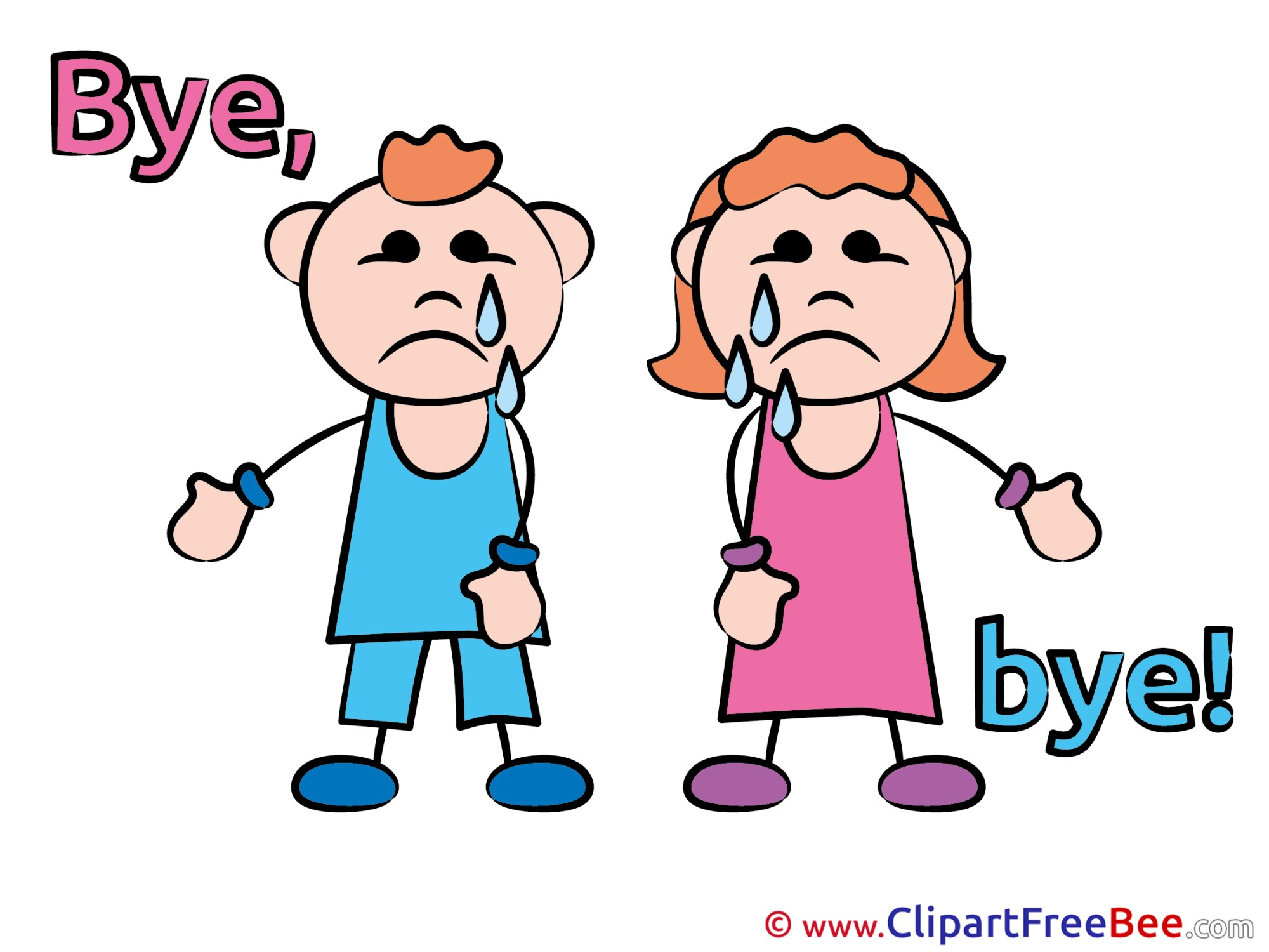 hight resolution of children download clipart goodbye cliparts
