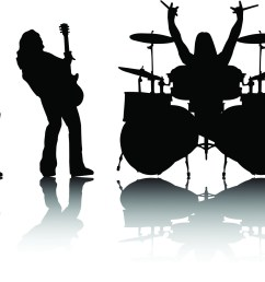 rock band clip art cliparts and others inspiration 2 [ 2508 x 1393 Pixel ]