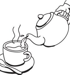 tea cup teapot fancy teacup clip art free clipart images 2 clipartandscrap [ 1150 x 1067 Pixel ]