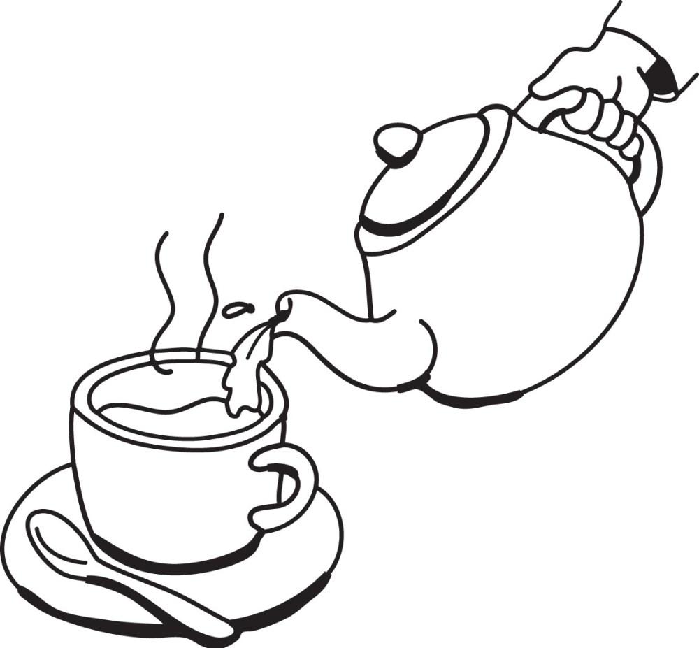 medium resolution of tea cup teapot fancy teacup clip art free clipart images 2 clipartandscrap