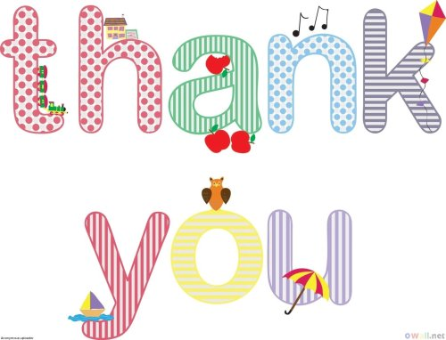 small resolution of thank you goodbye clipart clipartxtras 3