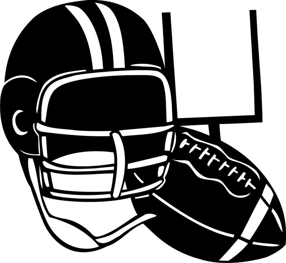 medium resolution of football black and white football clip art football clipart photo niceclipart