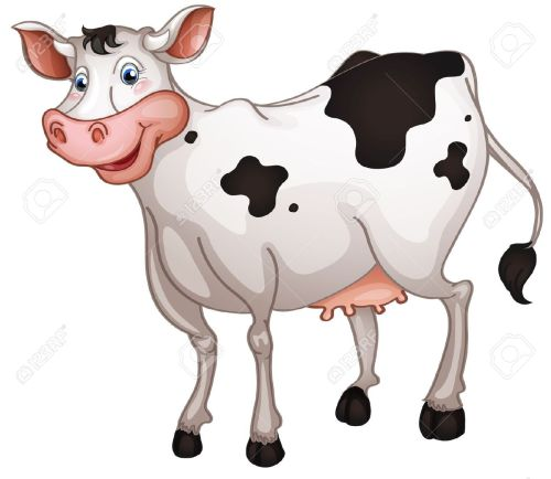 small resolution of cow top cattle clip art free clipart image