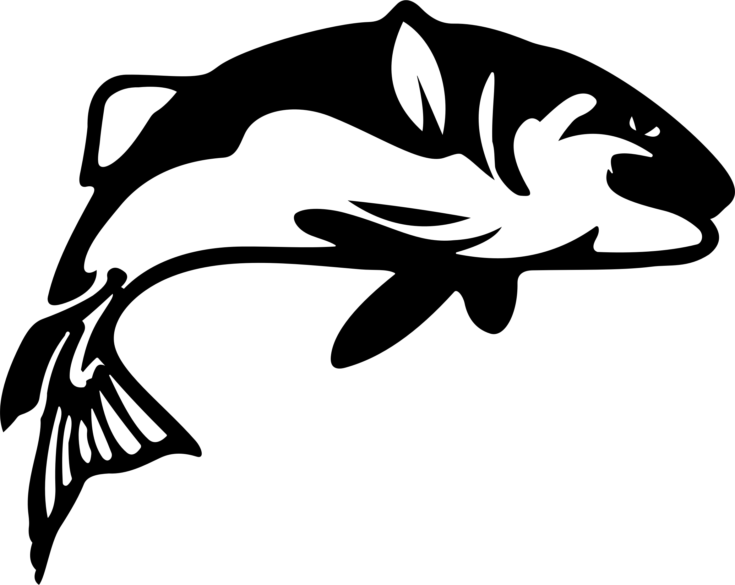 Free Of Bass Fish Vector Clipart Photo Gclipart