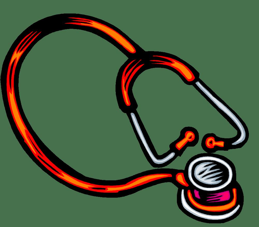 medium resolution of stethoscope clipart 4