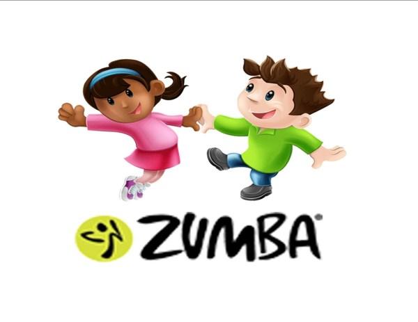 Zumba Kids Clip Art