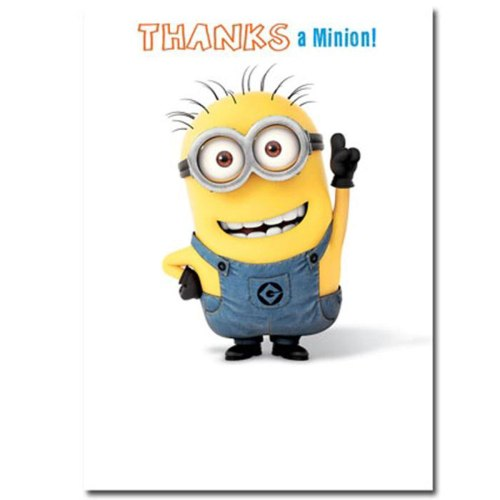 small resolution of minion greeting card collection ebay clipart