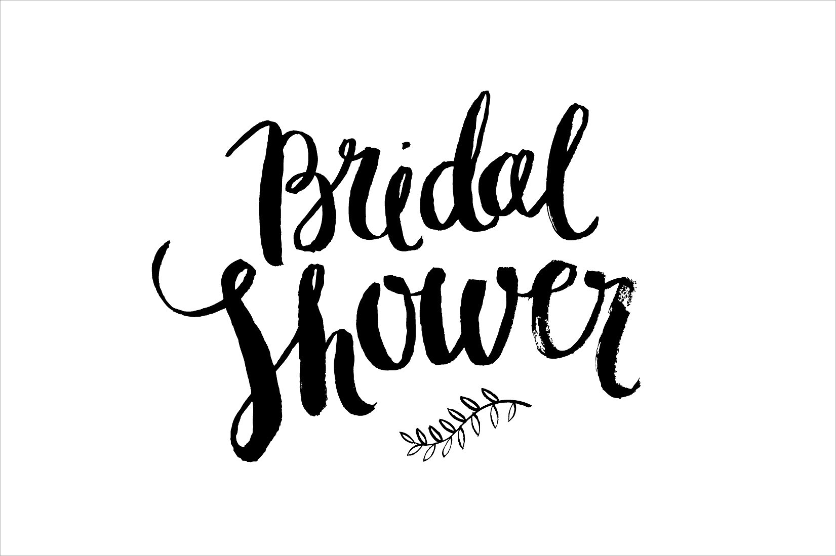 Bridal Shower Wedding Shower Clip Art Gclipart