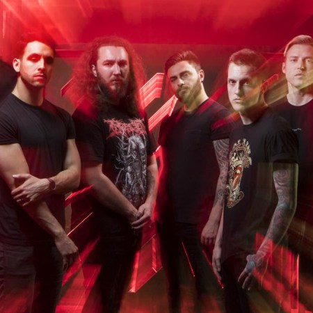 I Prevail Band Photo