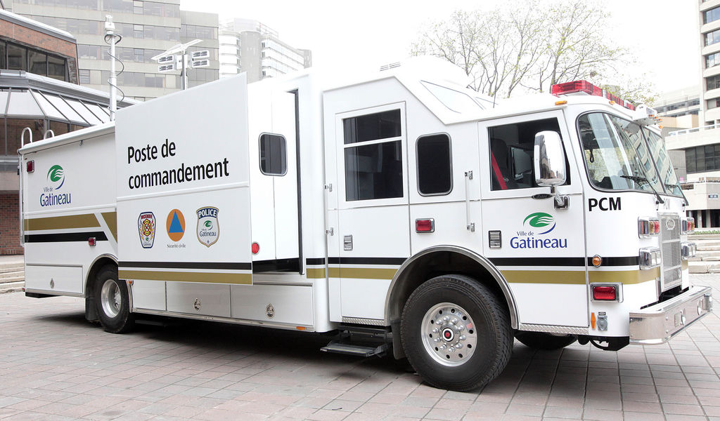 Incendies Criminels La Police De Gatineau Dploie Son