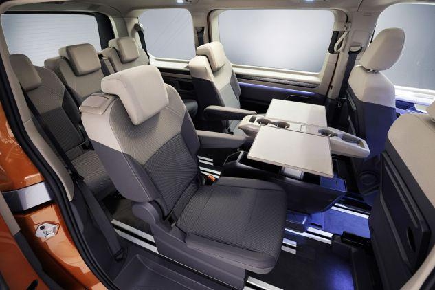 2022 VW Multivan