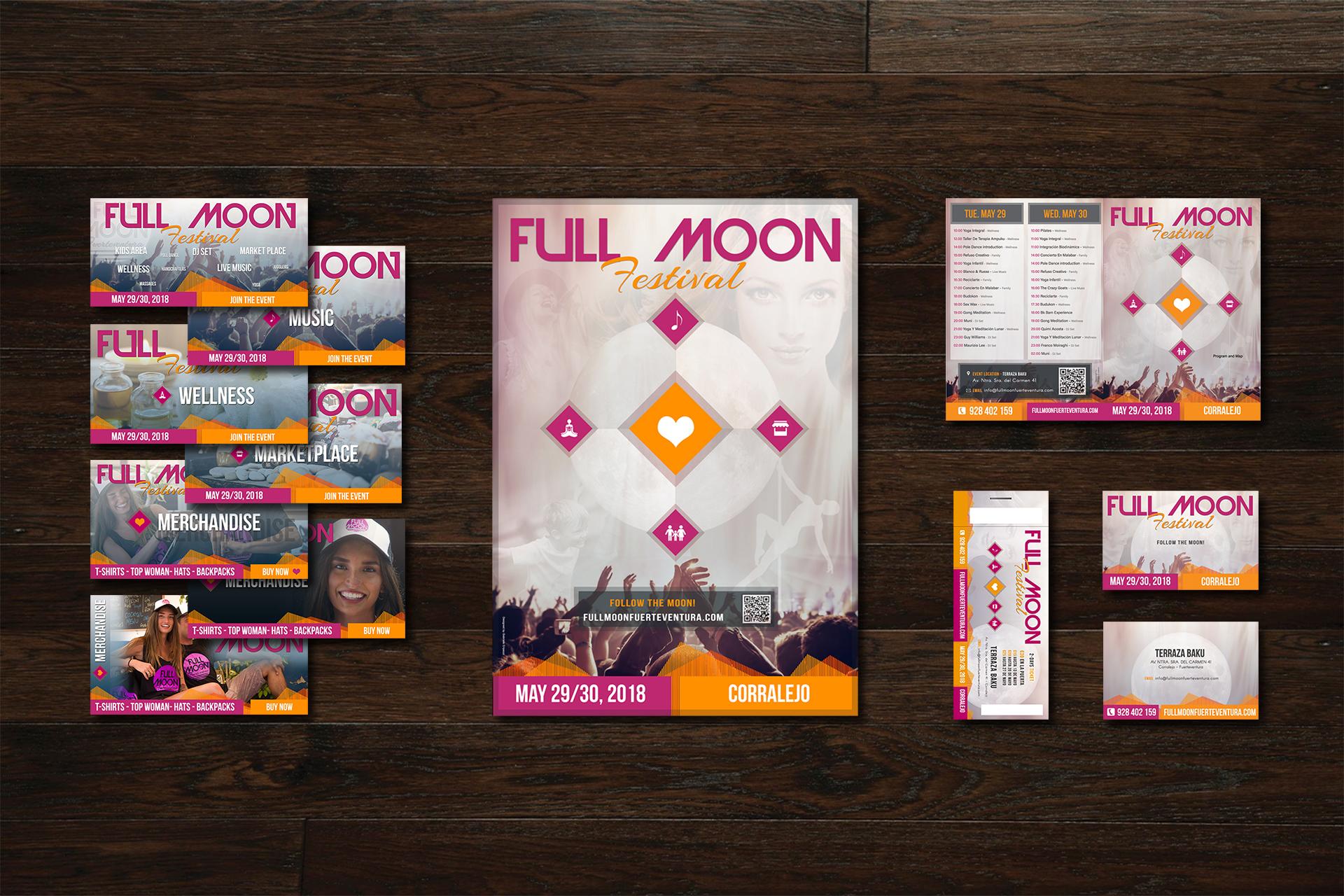 Full Moon Festival – Fuerteventura