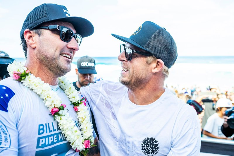 Joel Parkinson Says Farewell to World Surfing Stage