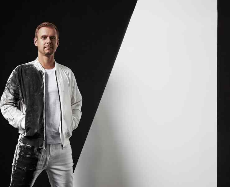 A new chapter for Armin van Buuren with Balance
