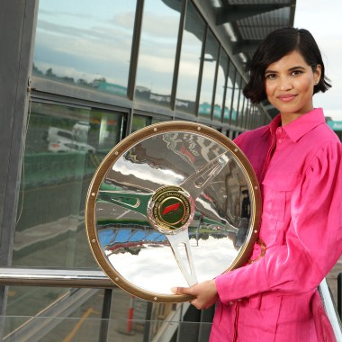 Priya Serrao announced as newest Formula 1 Rolex AGP Ambassador
