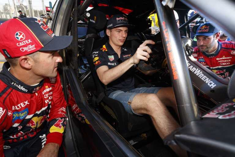 Max Verstappen to join Supercars grid as a wildcard for E-Series