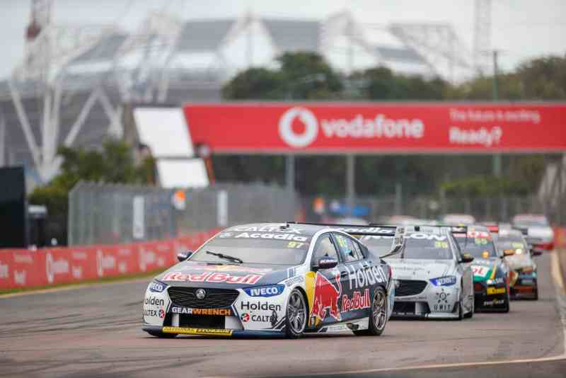 Supercars set for Townsville Doubleheader