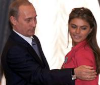 Putin with Alina Kabaeva