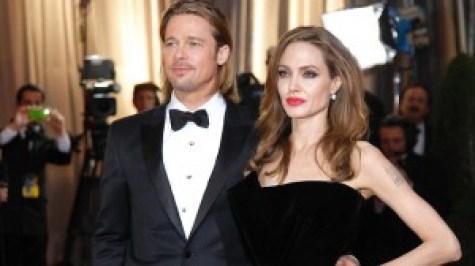 Brad Pit & Angelina Jolie