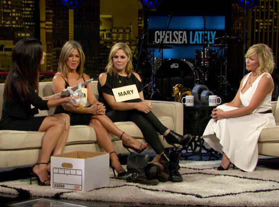 Chelsea Lately - Jennifer Lawrence - metacafe.com