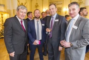 England, UK . 16.7.2015. London . Irish Embassy. Reception held in honour of BeLonG To. Licensed to Belong To for immediate PR distribution free of charge and editorial use, all other rights reserved.