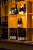Coppinger row wine shelves