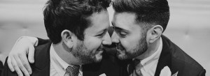 An LGBT couple getting married after being on RTE 2's Then comes marriage