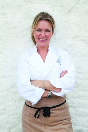 Rachel Allen who will be a part A Taste of West Cork. Chefs like her have new restaurants in Dublin popping up lately