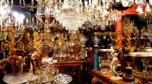 the national antiques art and vintage fair where you could buy a chandelier like this one