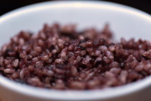 Brown Rice from Yamamori Sushi, who's manager Graham Ryan we interviewed in this month's Amuse Bouche