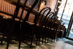 Chairs at San Lorenzo's