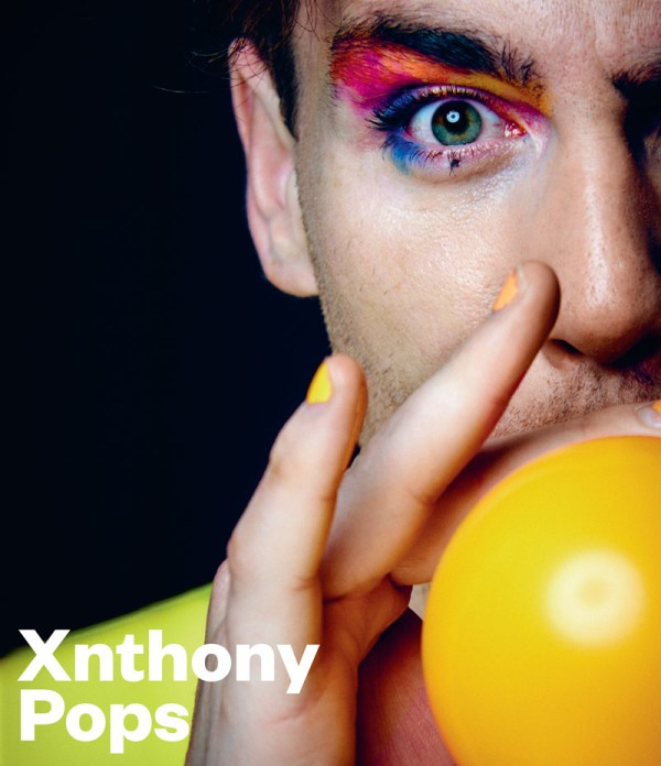 Xnthony Pops on the cover of GCN Issue 333