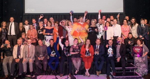 All the winners at the GALAS 2017