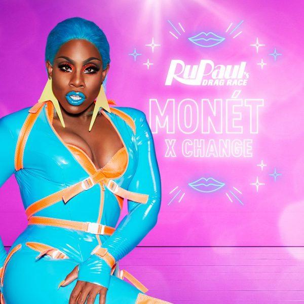 Monét X Change's promo shoot for RuPaul's Drag Race S10
