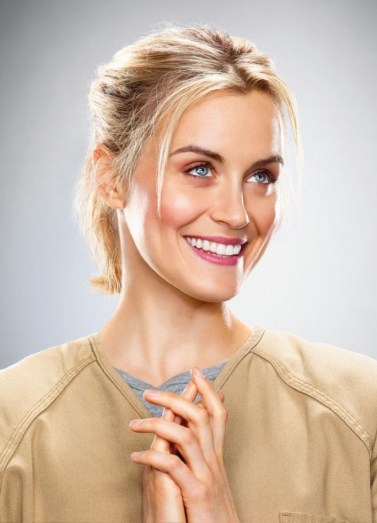 Piper Chapman from Orange is the New Black came out as bisexual