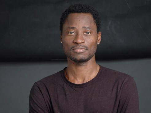 Actor-turned-activist from Nigeria Bisi Alimi
