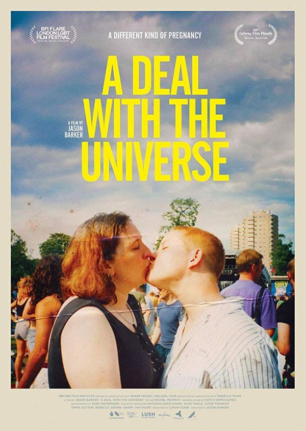 Poster from A Deal With The Universe